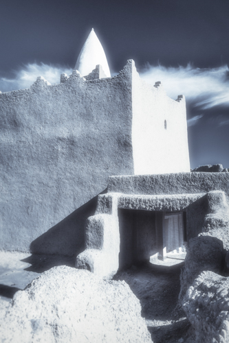 Holy Shrine, burial grounds, shrine, Morocco; Skoura