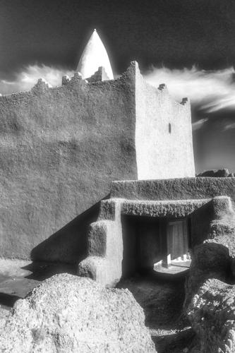 Holy Shrine, burial grounds, shrine, Morocco; Skoura