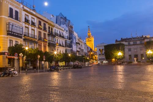 Greetings from Spain