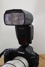 Canon 600 Flash KAC3626