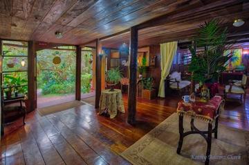 Septimo Paraiso; Mindo, Ecuador