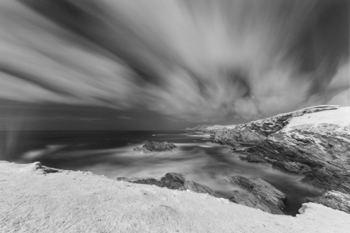 Atlantic Ocean, Atlantic Coast, Achill Island, County Mayo, Ireland